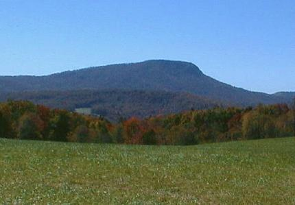 New River Valley Virginia Virginia Mountains And New